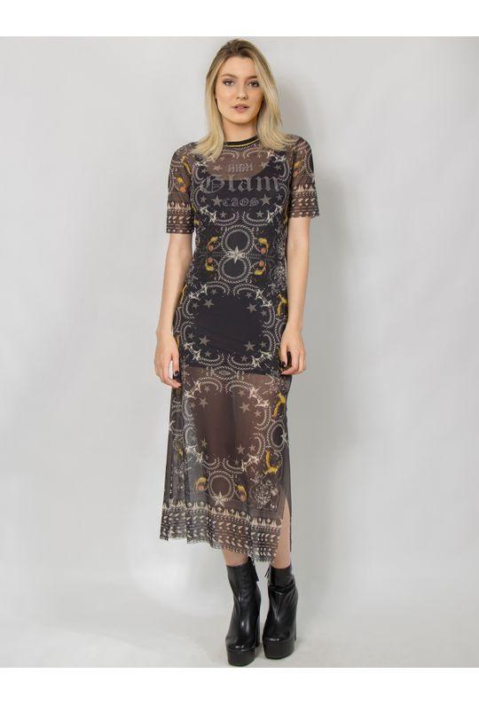 Vestido-Longo-Tule-High-Glam-Estampado