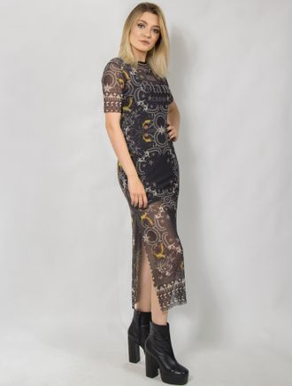 Vestido-Longo-Tule-High-Glam-Estampado