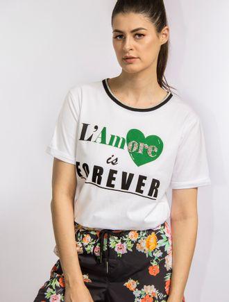Blusa-De-Malha-Com-Silk--L-Amore-Is-Forever