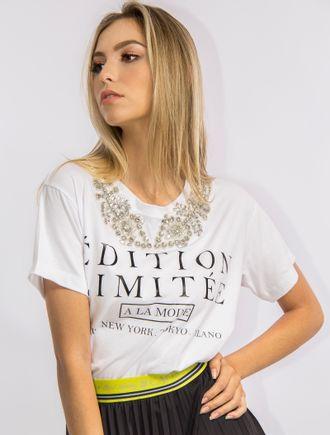 Blusa-De-Malha-Com-Silk--Edition-Limitee---E-Borda