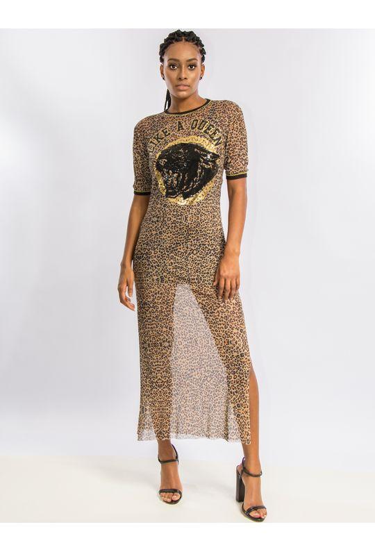 Vestido-Longo-De-Tule-Estampa-Oncinha-Com-Silk