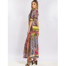 Vestido-Longo-De-Tule-Estampa-Mix-Ethinic