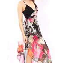 Vestido-De-Alcinha-Longo-De-Chiffon-Estampa-Floral