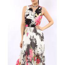 Vestido-Longuete-De-Crepe-E-Tela-Estampa-Floral-Wh