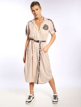 Vestido-Curto-Com-Ziper-E-Capuz