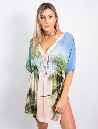 Vestido-Curto-Com-Transfer-E-Estampa-Palm-Tree
