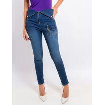 Calca-Skinny-Jeans-Com-Cos-Dobrado