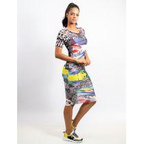 Vestido-Curto-De-Tule-Com-Silk-Onca-E-Cores