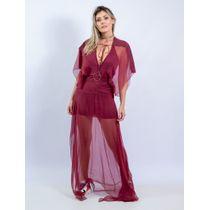 Vestido-Longo-De-Seda-Com-Bordado-De-Macrame