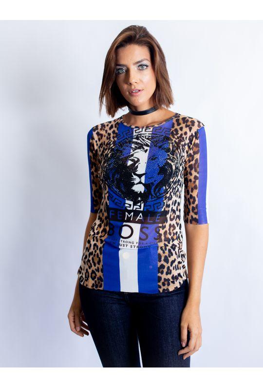 Blusa-De-Tule-Com-Silk-Blue-Tiger-Female-Boss-Com