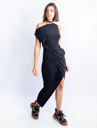 Vestido-De-Glitter-Com-Fenda