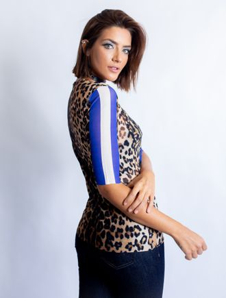 Blusa-De-Tule-Com-Silk-Blue-Tiger-Female-Boss-Com