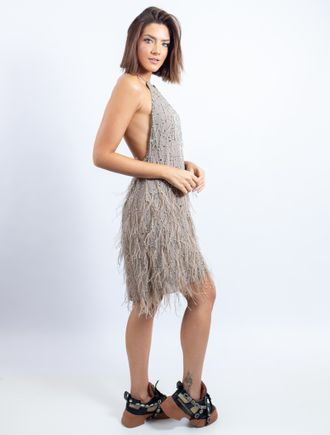 Vestido-Longuete-De-Chiffon-Todo-Bordado