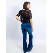 Calca-Flare-Jeans-Com-Veludo