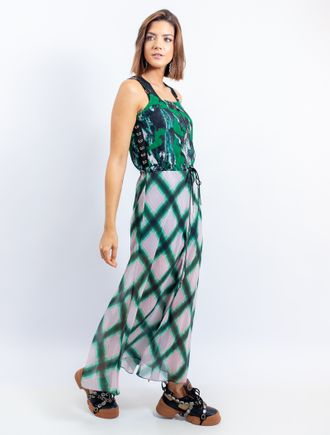 Vestido-Longo-De-Chiffon-Estampa-Mix-Tartan-Camouf