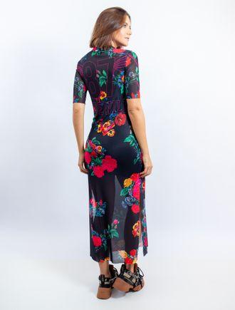 Vestido-Longo-De-Tule-Estampa-Floral-Fluor