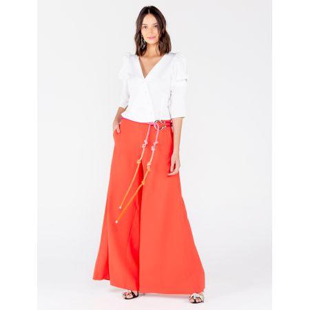 Calça Alfaiataria Maxi Pantalona