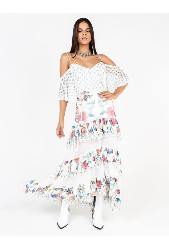 Vestido-Longo-Com-Babado-Estampa-Mix-Flower