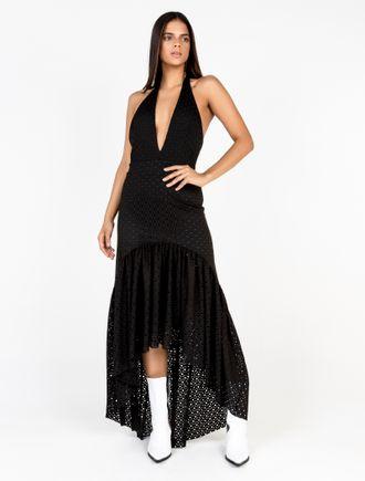Vestido-Longo-De-Laise
