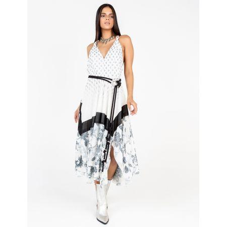 Vestido Curto De Tule