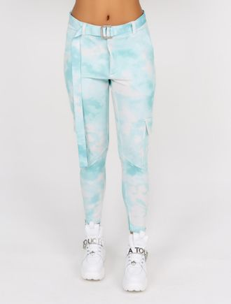 Calca-Estampa-Tye-Die-Cloud-Com-Cinto-Estampado-