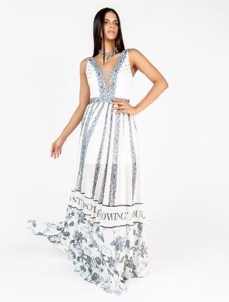 Vestido-De-Tule-Estampa-Floral-P-B-Com-Gravataria