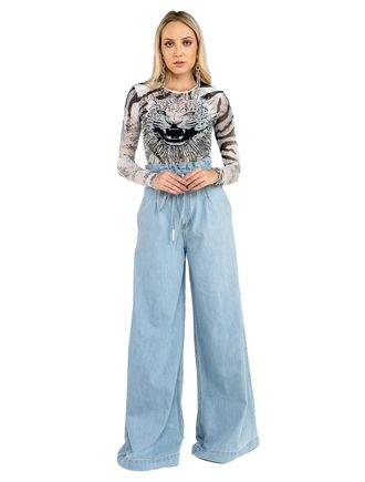 Calca-Jeans-Pantalona