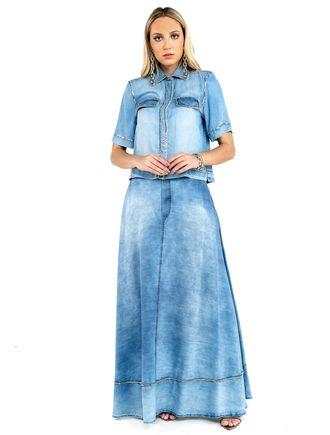 Saia-Longa-Gode-Jeans-Com-Bordado