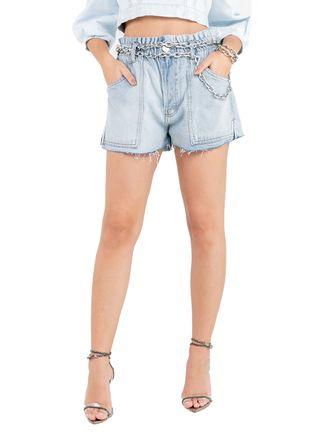 Shorts-Jeans-Com-Elastico-Na-Cintura