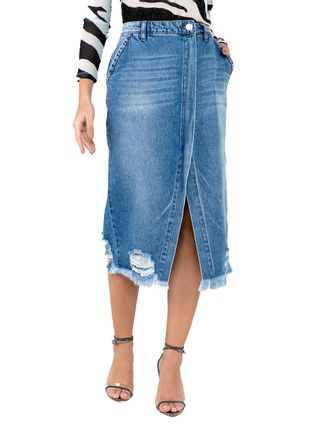 Saia-Jeans-Midi-Com-Fenda-Frente
