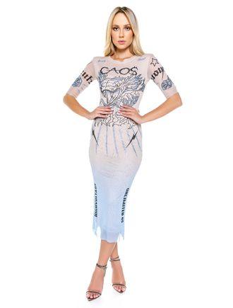 Vestido-Midi-De-Tule-Com-Silk-