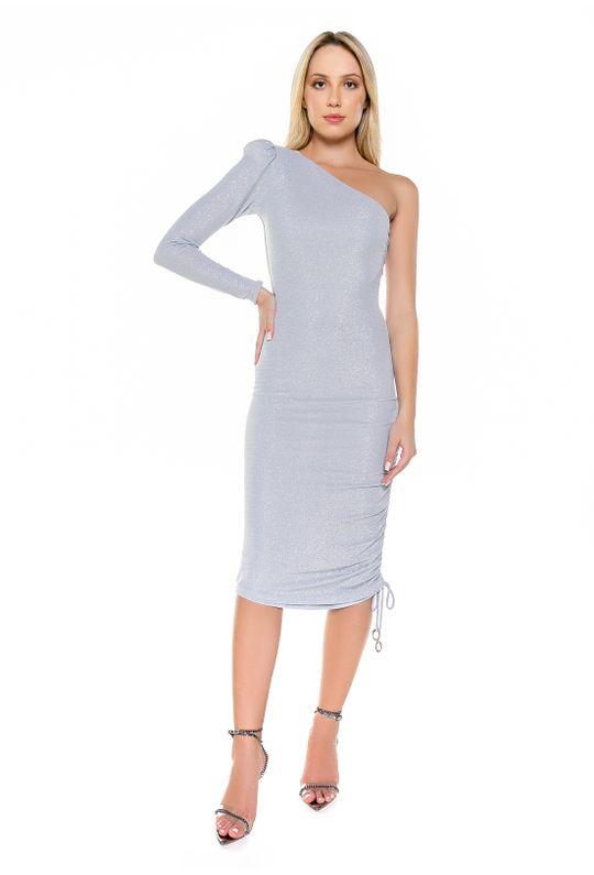 Vestido-Curto-Lurex-Off-White