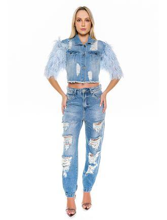 Colete-Jeans-Com-Bordado-Com-Plumas