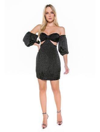 Vestido-Ombro-A-Ombro-Top-Franzido-Com-Lastex-Cost