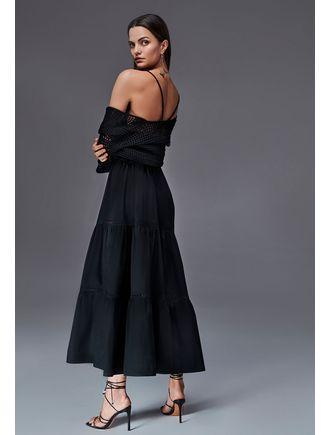 Vestido-de-Tricoline-com-Busto-de-Crochet-Preto