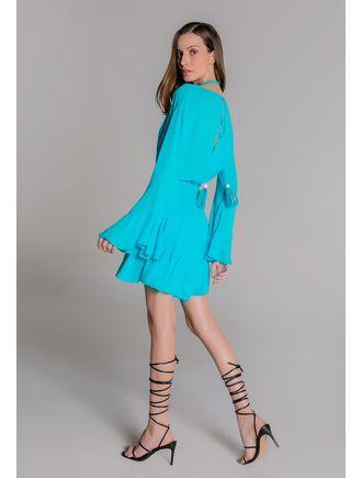 Vestido-azul-transpassado-com-top-