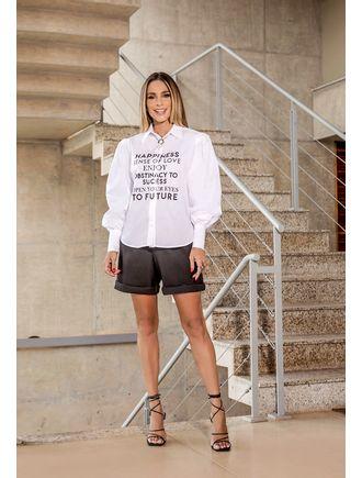 Camisa-De-Tricoline-Com-Ziper-No-Punho-C--Silky-Ex-Branco