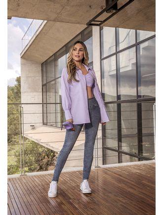 Camisa-Tricoline-Listrada-Com-Top-Lilas