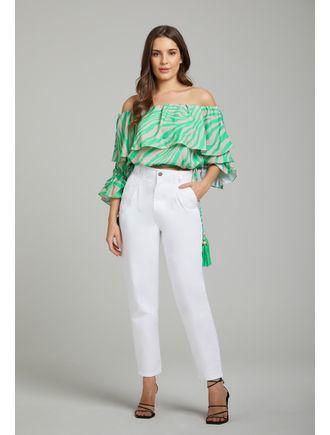 Blusa-Decote-Ombro-A-Ombro-Est.-Zebra-Color-Com-Ca-Verde