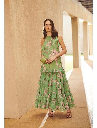 Vestido-Longo-De-Alcinha-C--Cabuchon-Est.-Orchid-Verde