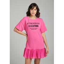 Vestido-Curto-De-Moletom-Com-Aplicacao-De-Transfer-Pink