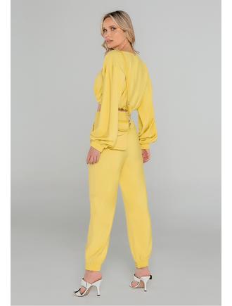Conjunto-Cropped-E-Calca-Alfaiataria-Amarelo