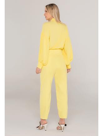 Camisa-De-Viscose-Amarelo-