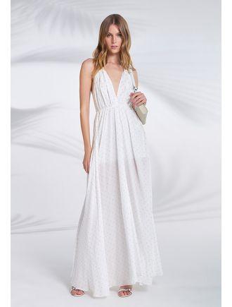 Vestido-Longo-Decotado-Com-Amarracao