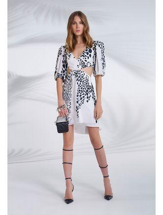 Vestido-Curto-Abertura-Lateral-Estampa-Tiger-Dots