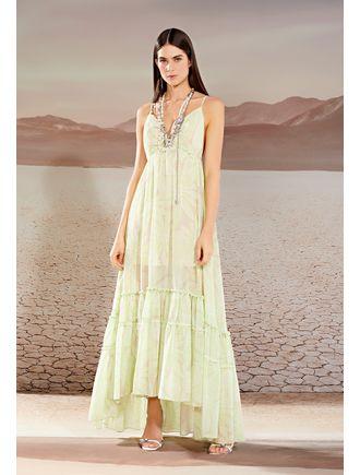 Vestido-Longo-Frente-Unica-Fleur-Poa-Lime